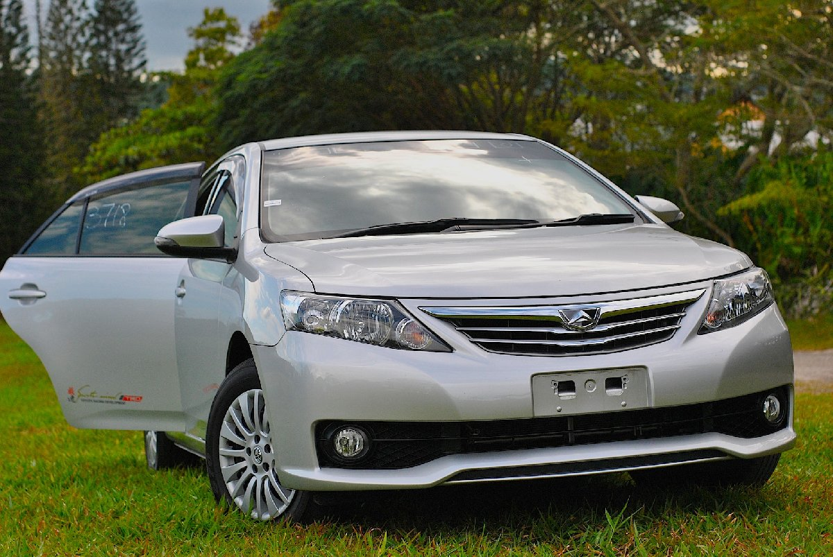 Toyota Of Manchester >> 2015 TOYOTA ALLION for sale in Mandeville Manchester - Cars