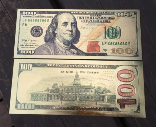 Counterfeit  notes