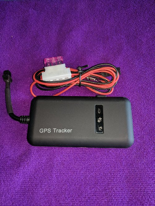 TRACKING DEVICES, ALARMS, CAMERAS, LED LIGHTS