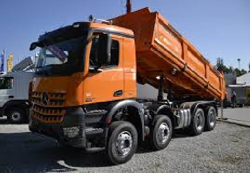 Haulage Services For Constitution Material