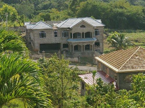 6 Bedroom Unfinished House