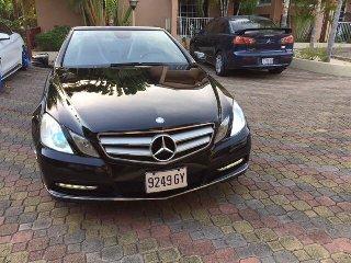 2013 E350 Mercedes-Benz
