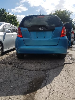 2008 Honda Fit For Sale