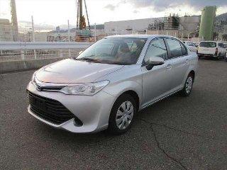 2016  Toyota Axio Cars Constant Spring