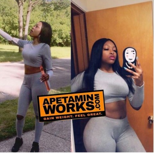 Apetamin syrup weight gain  give you that look
