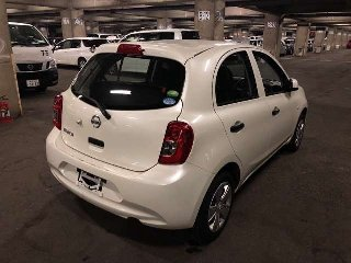 2016 NISSAN MARCH CALL GREGORY NOW