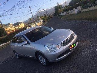 2012 Nissan Bluebird For Rent