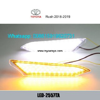 Toyota Rush DRL LED Daytime Running Light Automoti
