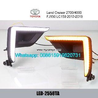 Toyota Land Cruiser Prado FJ150 LC150 DRL LED Dayt