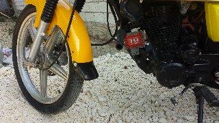 Bike Cg200