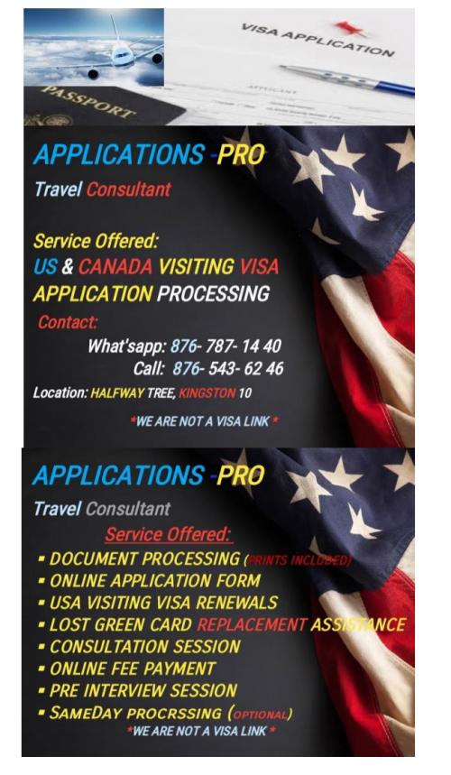 ONLINE VISA APPLICATION & CONSULTANCY SERVICES