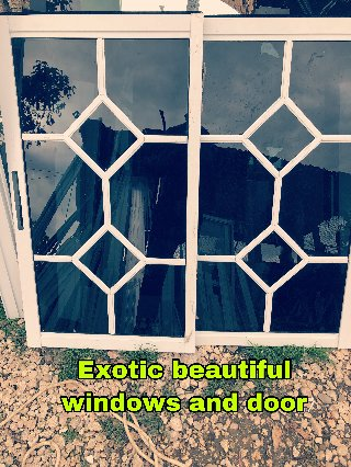 Exotic Beautiful Windows And Door