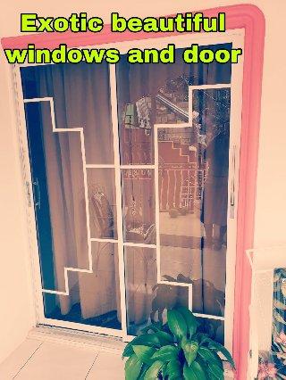 Exotic Beautiful Windows And Door