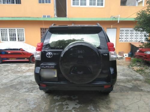 2012 Toyota Land Cruiser Prado