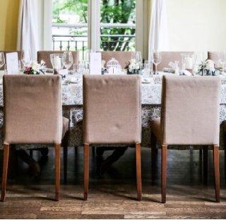 Beautiful Contemporary Dining Set