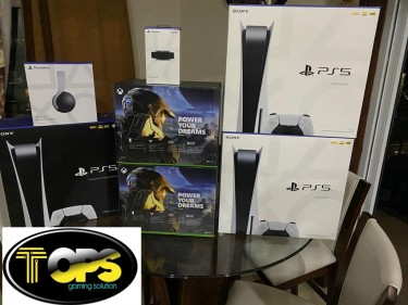 PLAYSTATION 4, Playstation 5, Xbox Series X & S Consoles Cross Roads Kgr Mobile