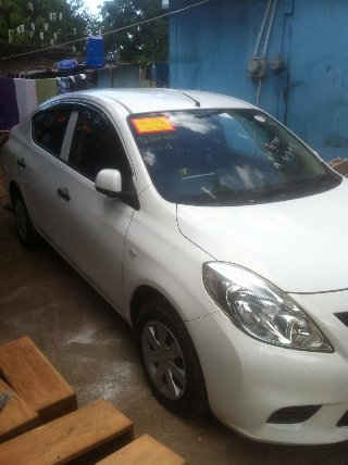 2013 Nissan Latio For Sale