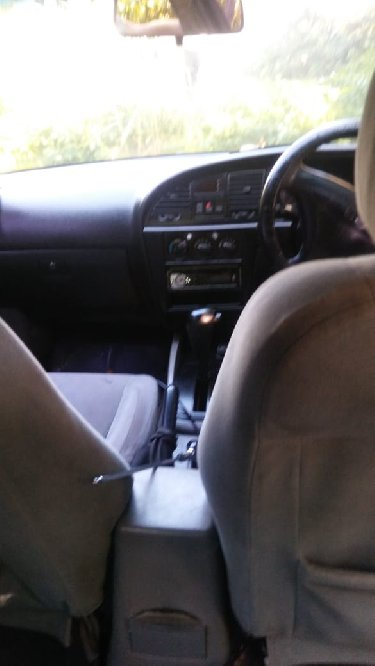 Lady Driven 2002 - Good Condition (daewoo Nubira)