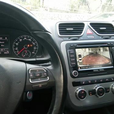 2013 VW EOS