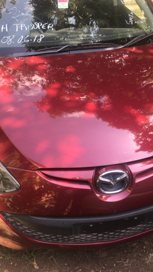 2013 Mazda Demo