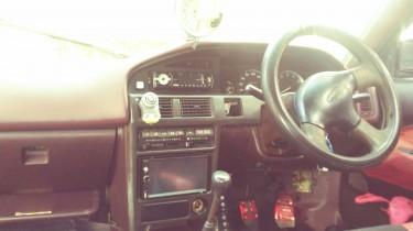 1990 Toyota Corolla Flatty
