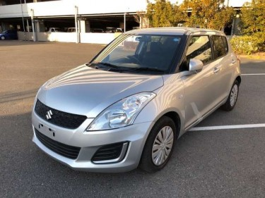 2015 Suzuki Swift Newly Imported Excellent Conditi