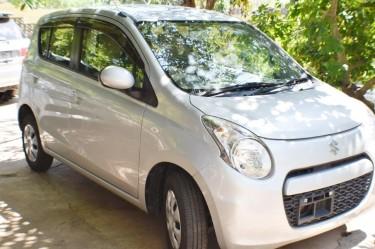 2013 Newly Imported Suzuki Alto(Low Mileage)
