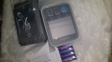 Arm Blood Pressure Monitor