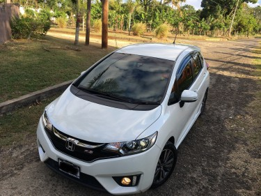 Honda Fit RS 2016 Cars St Ann