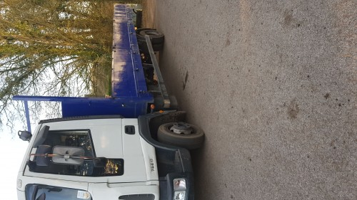 Iveco Euro Cargo 7500kg Year 2007