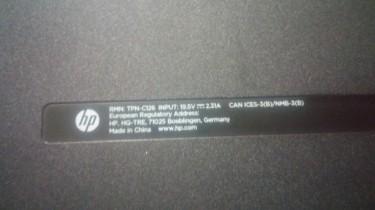 Fairly New Hp Laptop