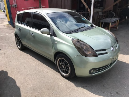 2006 NISSAN NOTE, VERY SOLID