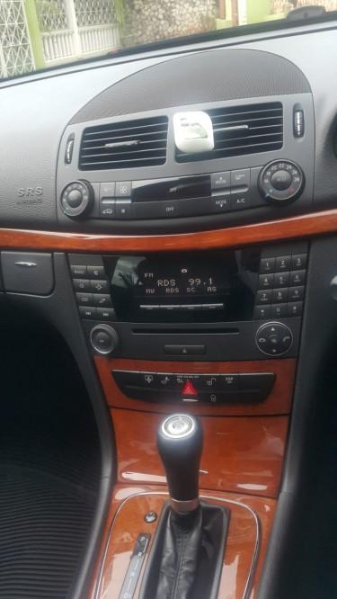 2008 Benz E200 Kompressor