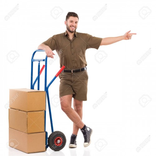 Delivery Side Man Needed Urgently