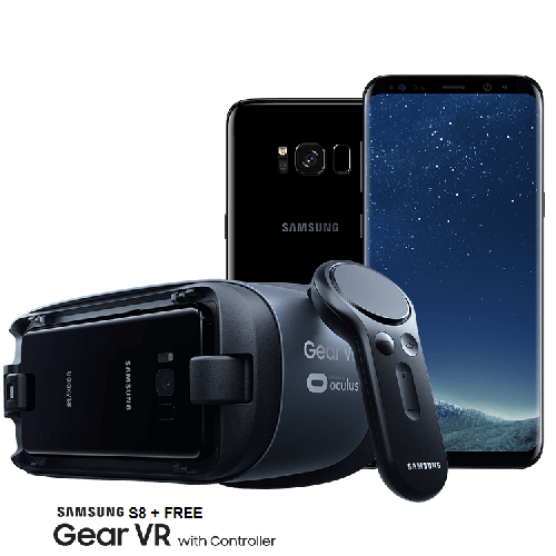 Buy Samsung Galaxy S8 S8 Plus Free Samsung GEAR VR