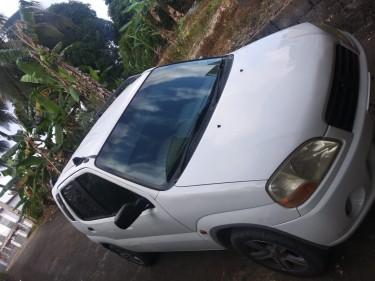 2001 Suzuki Ignis