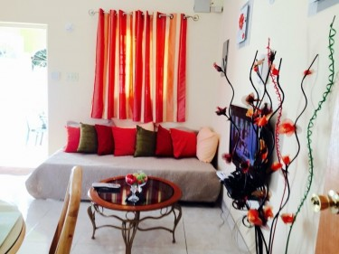 1 Bedroom Exquisite Fully Furnished Studio