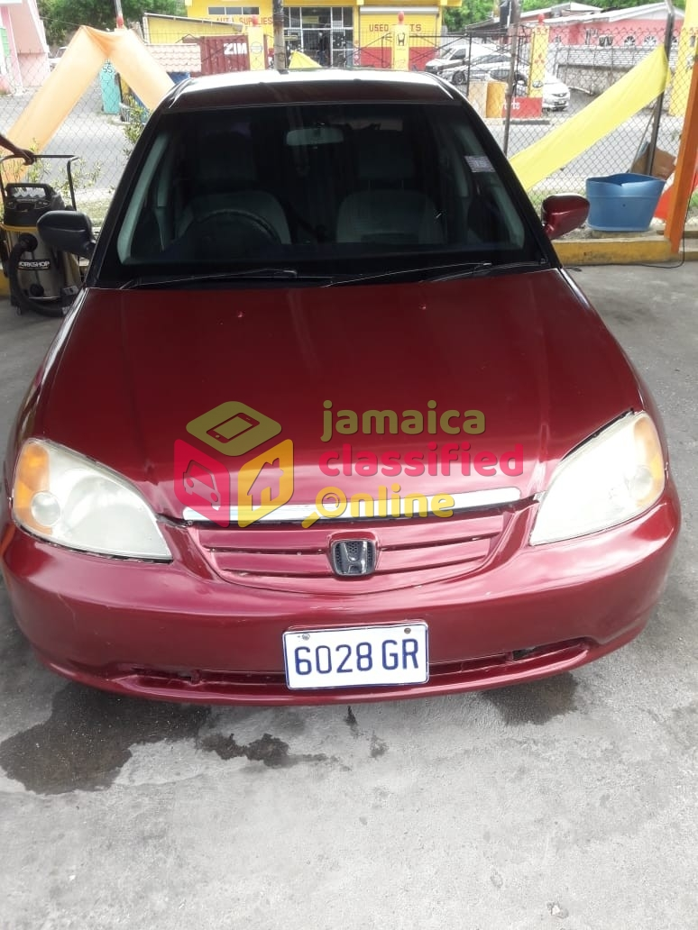 Honda Civic For Sale In Spanish Town St Catherine