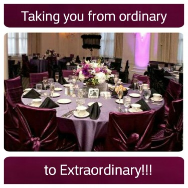 Decorating Service For Events