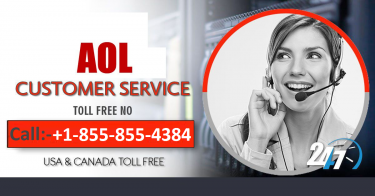 Dial AOL Support +1-855-855-4384 Phone Number