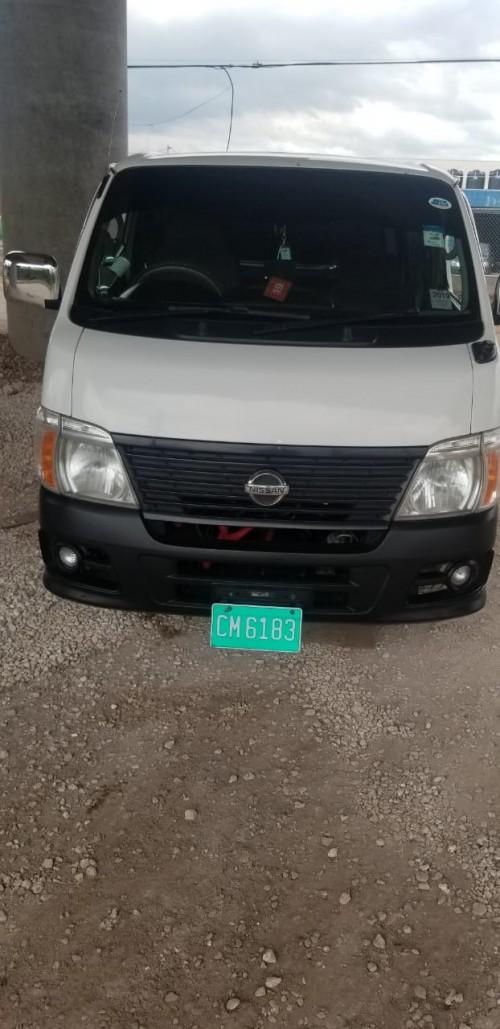 Nissan Caravan With Contract