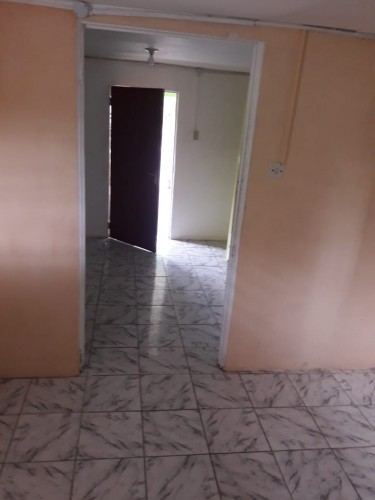 1 Bedroom Half Side Of House For Rent