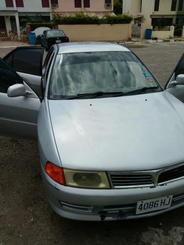 1999 Mitsubishi Car