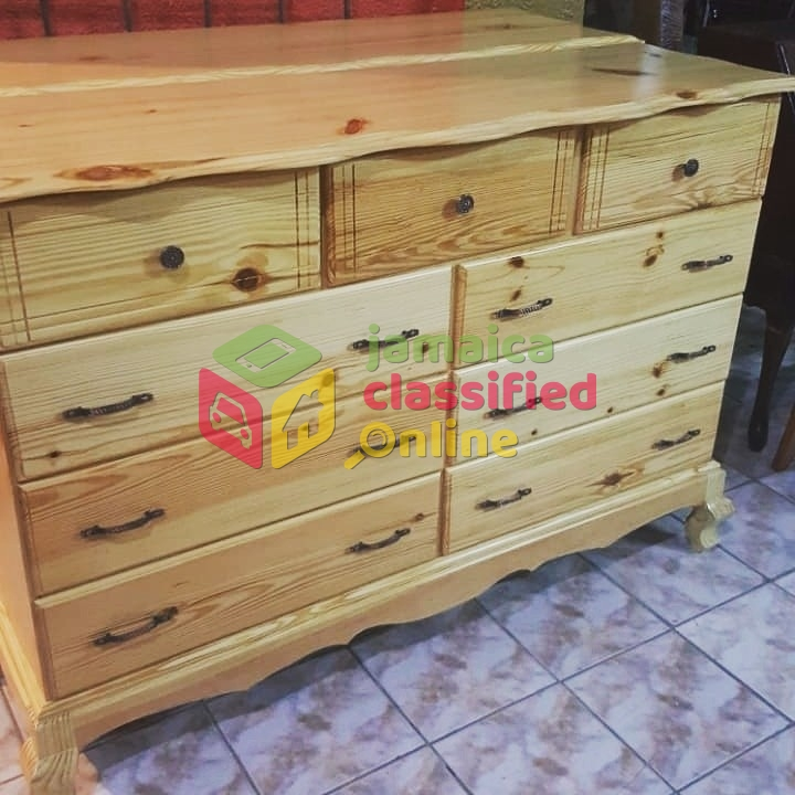 Natural Pine Furniture For Sale In Kingston And St. Andrew