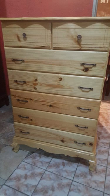 Natural Pine Furniture For Sale