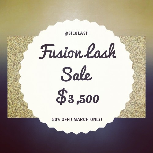 Premium fusion lashes