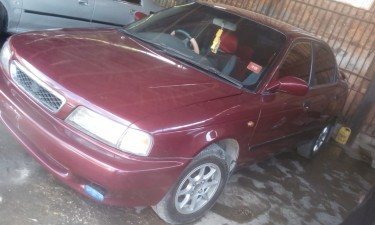 1998 Suzuki Baleno $285k Negotiable!