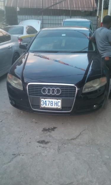 2007 Audi A4 $995k Negotiable!