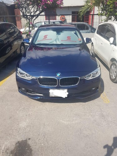 2017 BMW 3 Series 318i Cars Half Way Tree