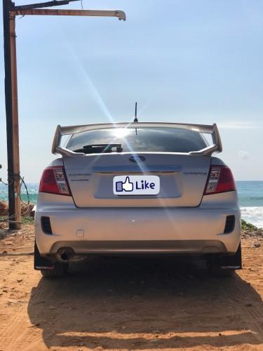 2010 Subaru Impreza Anesis